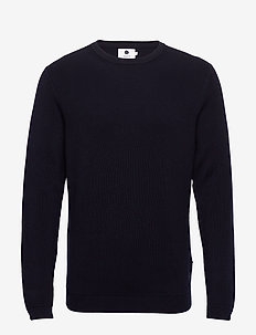 Phil 6194 - basic-strickmode - navy blue