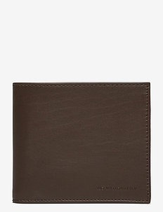 Wallet 9108 - klassinen lompakko - brown