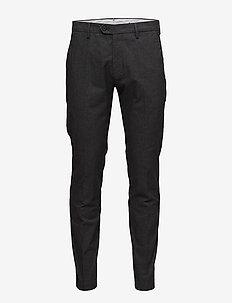 Theo 1229 L30 - pantalons chino - dark grey