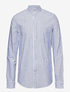 Eske 5910 - basic shirts - blue stripe