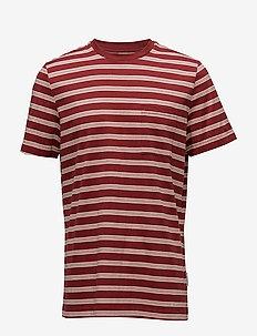 Badan Tee 3374 - kortärmade t-shirts - brick red