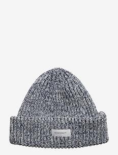 Rib Hat 6194 - NAVY MULTI