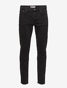 Wilson 1766 L32 - slim jeans - grey denim