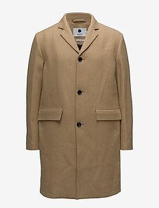 Lamont 8219 - wool coats - camel