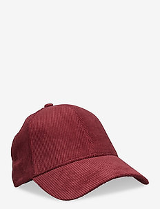 Baseball Cap 9121 - casquettes - washed red