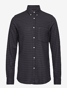 Falk 5068 - oxford shirts - navy blue