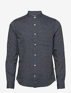 Finn 5070 - chemises basiques - navy blue