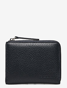 Half Zip Wallet 9107 - klassinen lompakko - navy blue