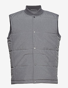 Gabriel Vest 8222 - GREY MEL.