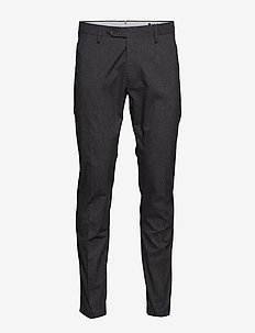 New Theo 1229 L32 - suitbukser - dark grey
