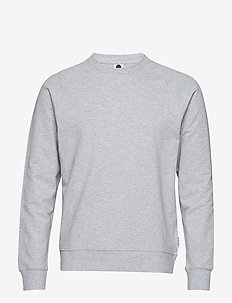 Geoff 3383 - LIGHT GREY  MELANGE