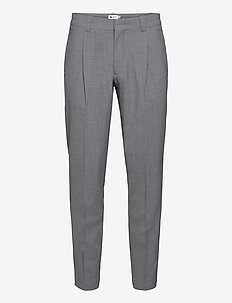 Diego 1352 L30 - suit trousers - grey mel.