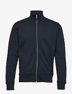 Obasi Full Zip 3396 - NAVY BLUE