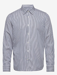 Mayer 5112 - casual - blue stripe