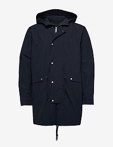 Field Parka 8223 - parka's - navy blue