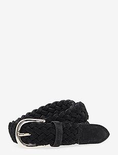 Belt Five 9129 - ceintures tressées - black