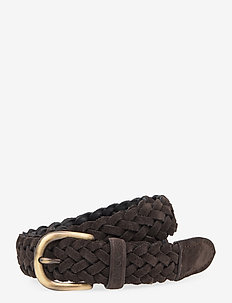 Belt Five 9129 - paski plecione - brown