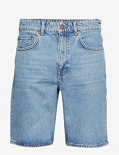 Jeans Shorts 1817 - jeansowe szorty - blue denim