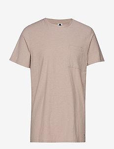 Aspen Tee 3420 - basic t-shirts - dusty rose