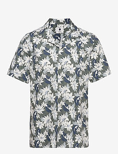 Miyagi 5144 - short-sleeved shirts - multi colour print