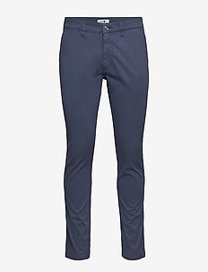 Marco 1400 L34 - chinos - washed navy