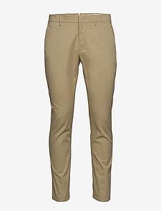 Theo 1500 L30 - pantalons chino - khaki green