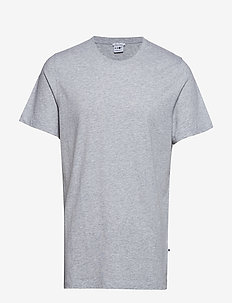 Pima Tee 3208 - LIGHT GREY  MELANGE