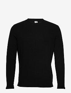 Clive 3323 - perus t-paidat - black