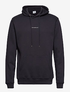 Barrow Printed Hoodie 3385 - sweats à capuche - navy blue