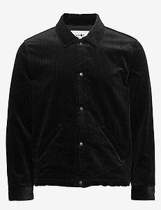 Adler 1320 - denim jackets - black
