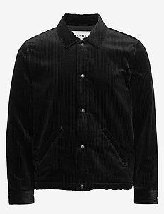 Adler 1320 - kurtki dżinsowe - black