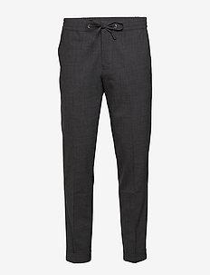 Sebastian 1325 L32 - kostymbyxor - dark grey