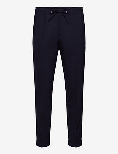 Sebastian 1325 L32 - suit trousers - navy blue