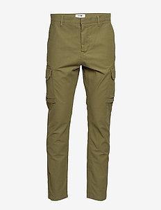 Cargo 1387 - pantalon cargo - moss
