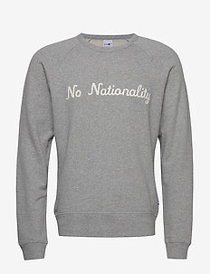 Superdry Upstate Wash Crew Sweat Capuche Homme