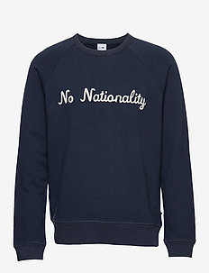 Robin Sweatshirt 3444 - basic sweatshirts - navy blue