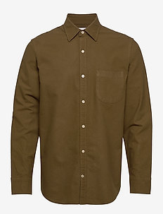Errico Shirt 5160 - basic skjortor - army