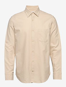 Errico Shirt 5160 - basic skjorter - off white