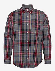 Levon Shirt 5913 - geruite overhemden - multi check