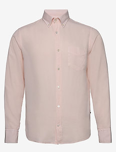 Levon Shirt 5969 - basic shirts - beverly pink