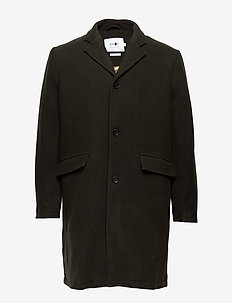 Rasmus 8219 - wool coats - army