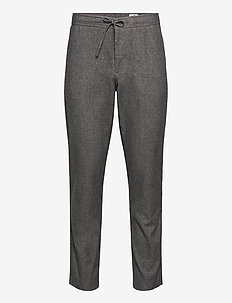 Copenhagen 1254 L32 - suit trousers - grey mel.