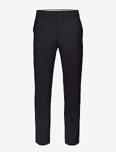 Theo 1228 L32 - suit trousers - navy blue