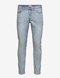 Slater 1836 L32 - slim jeans - blue denim