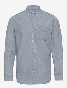 Levon Shirt 5189 - SUPER LIGHT INDIGO