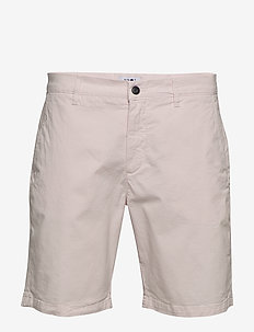 Crown Shorts 1004 - spodenki chinos - beverly pink