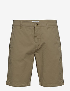 Crown Shorts 1004 - chinos shorts - khaki