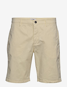 Crown Shorts 1004 - chinos shorts - yellow pastel