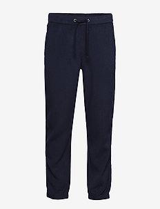 Pelle 1363 - casual byxor - navy blue