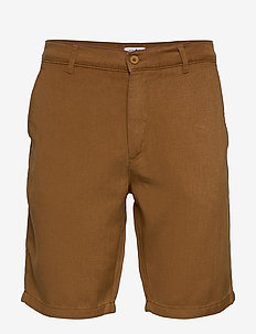 Crown Shorts 1363 - short chino - canela brown